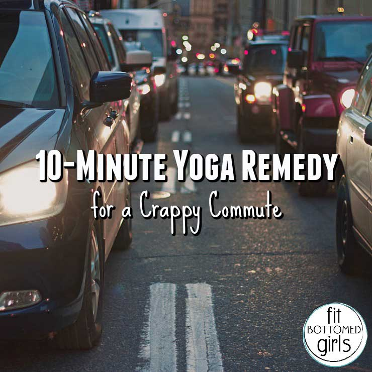 10-Minute Yoga Commute