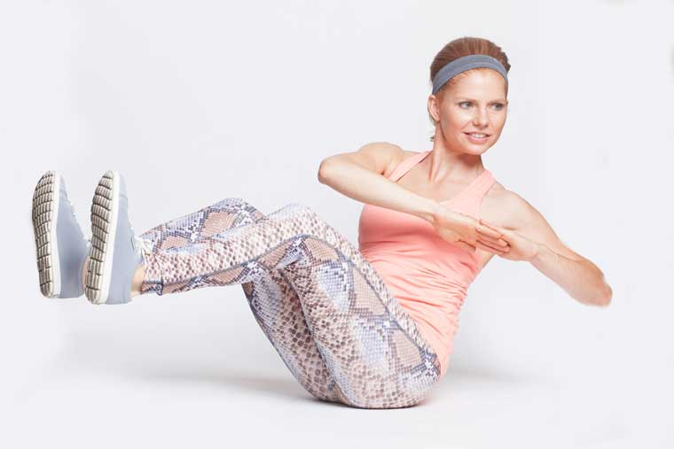 Seated-Twist-belly-blaster-workout