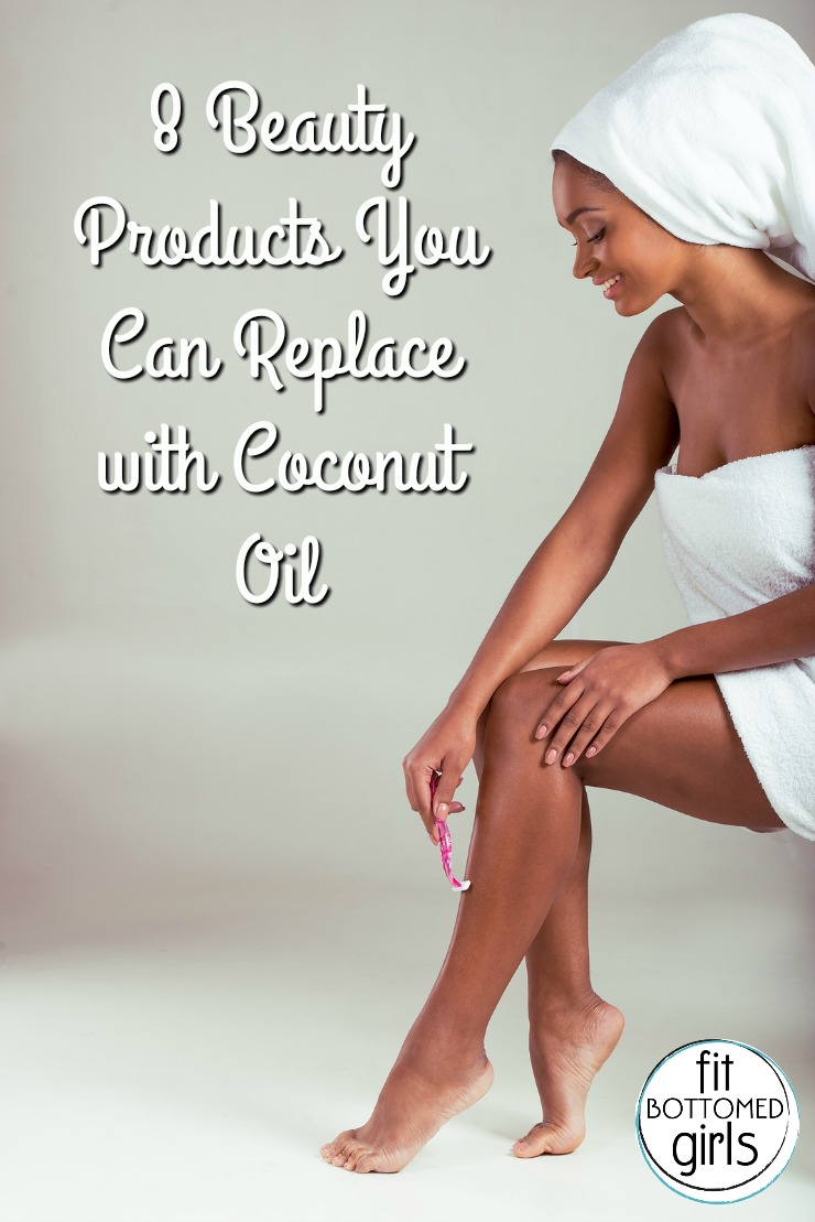 coconut oil beauty