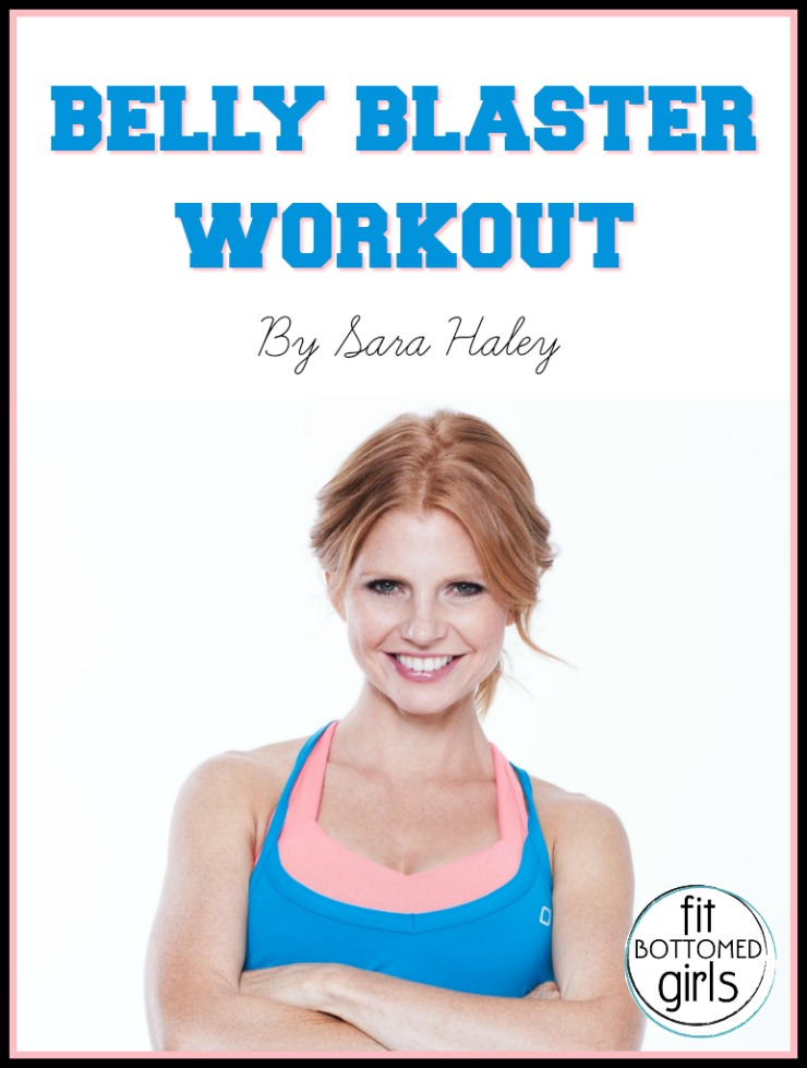 belly blaster workout
