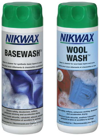 nikwax laundry products