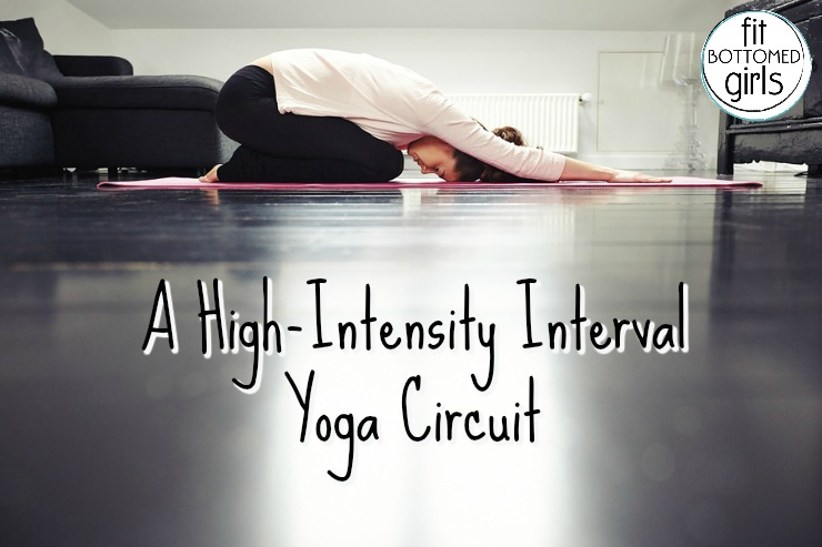 high intensity interval yoga