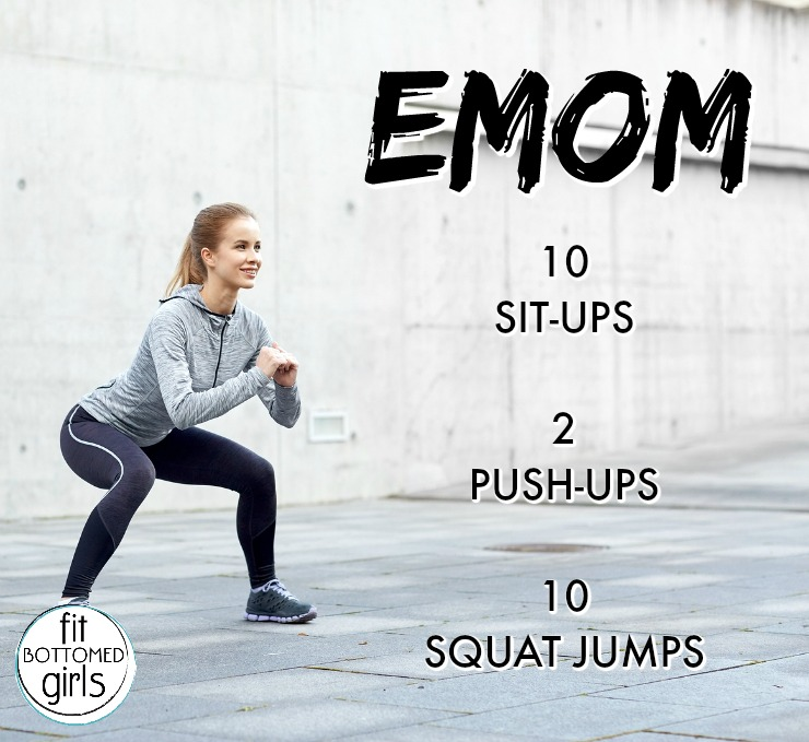 EMOM: The Workout That'll Kick Your Butt (in a Good Way