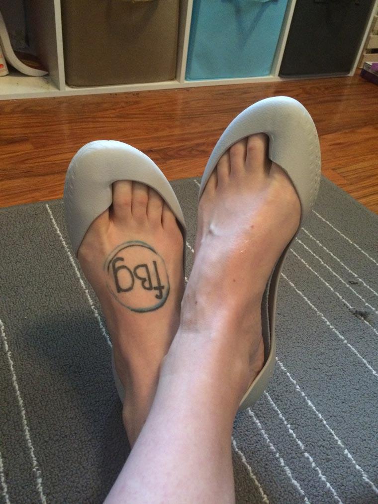Iguaneye-feet