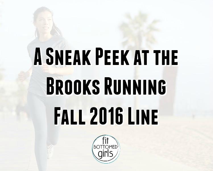 Brooks Running 2016
