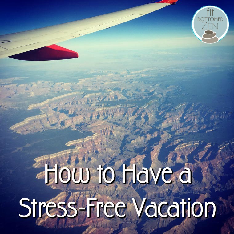 stress-free vacation