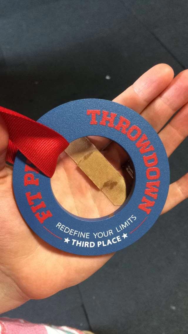 throwdown-medal