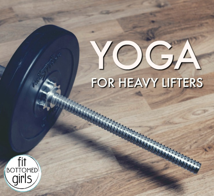yoga for heavy lifters