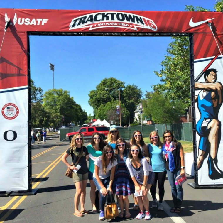 track and field olympic trials