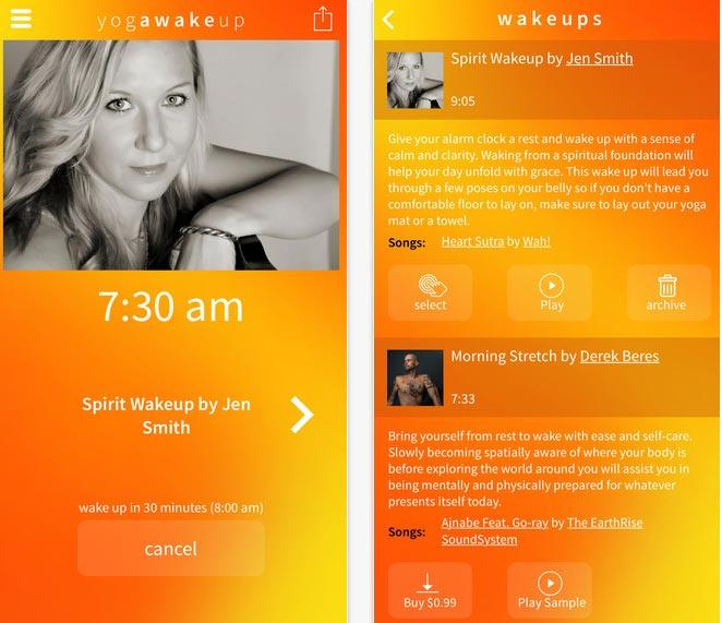 yoga-wake-up