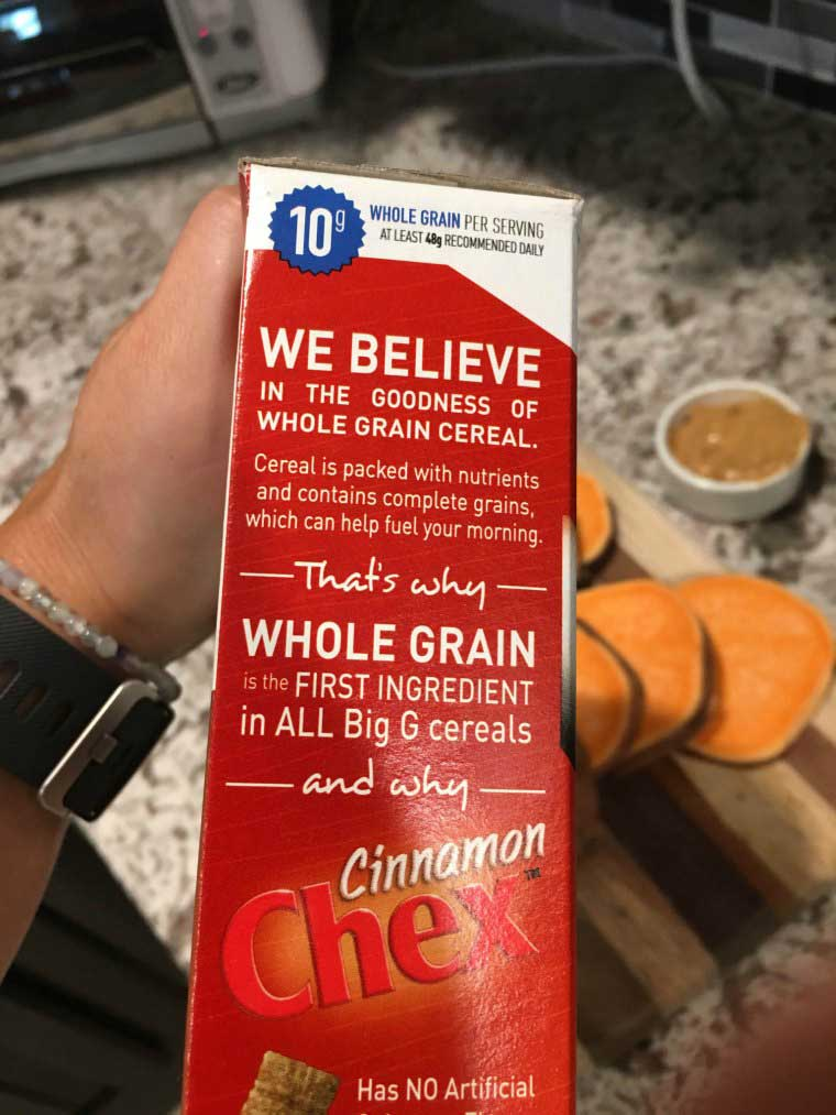 whole grain goodness