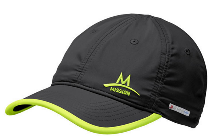 mission athletics hat