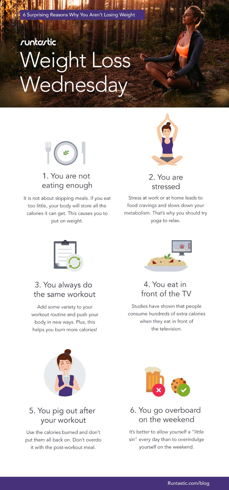 reasons-not-losing-weight
