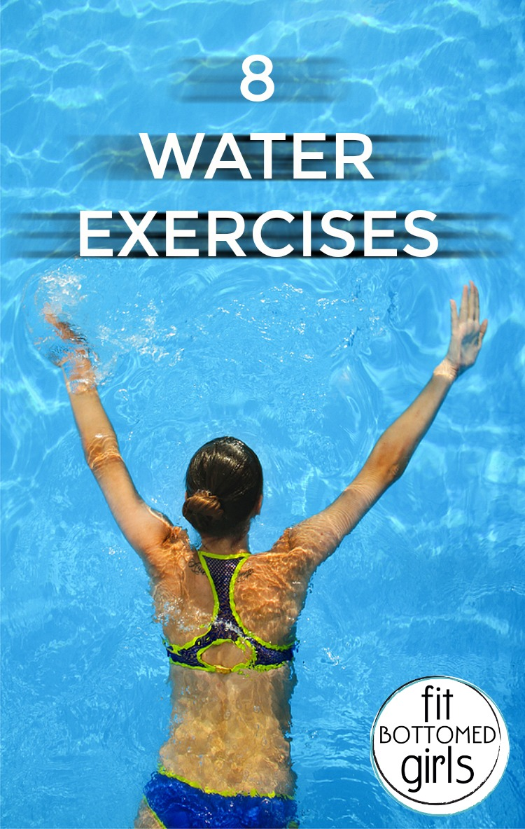8 Exercises to Do in the Pool When You Suck at Swimming Laps ...