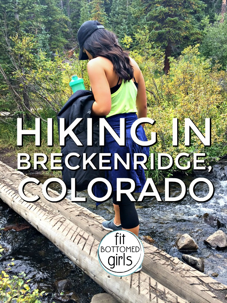 hiking in breckenridge