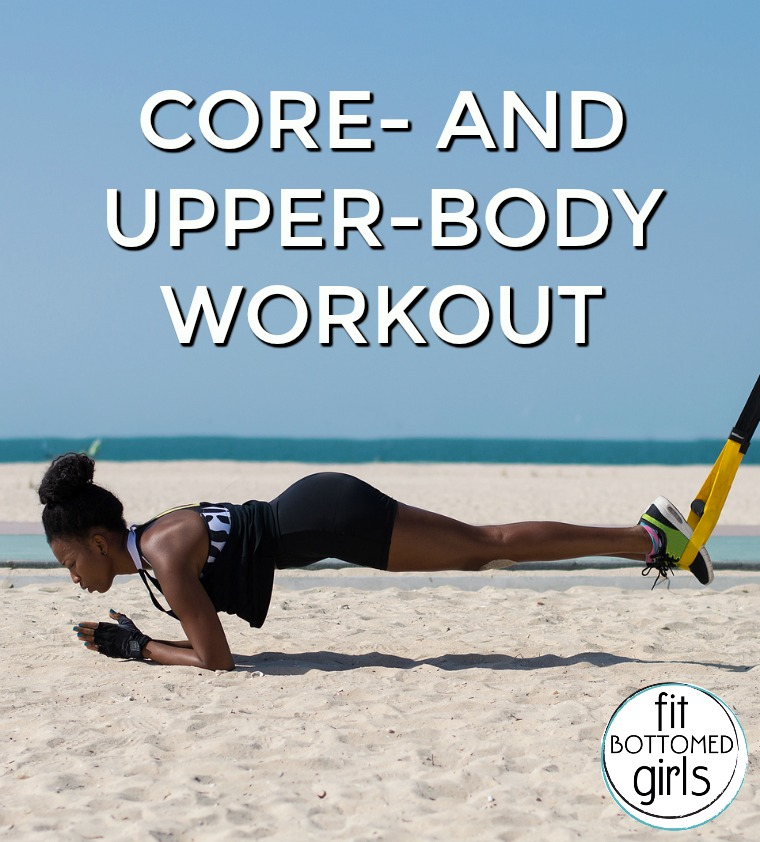 upper-body workout