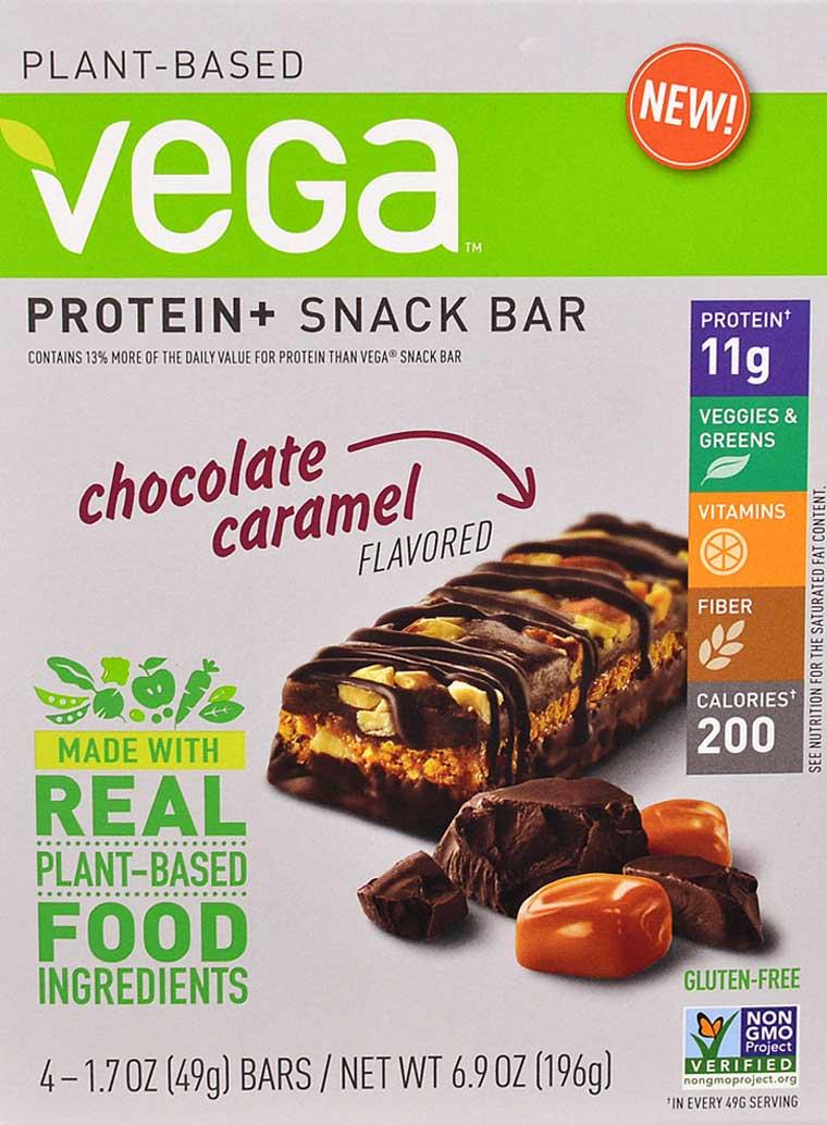 vega protein snacks