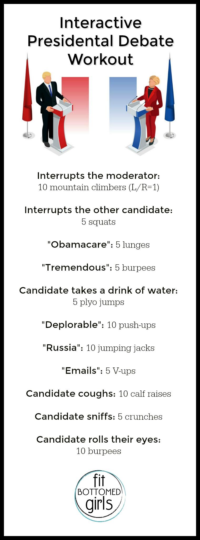 debate workout