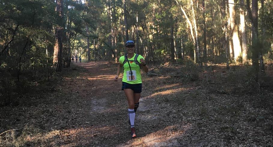 25k trail run