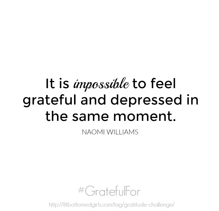 #GratefulFor