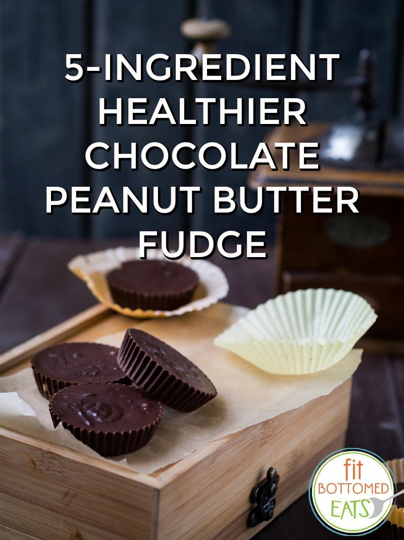 hocolate peanut butter fudge