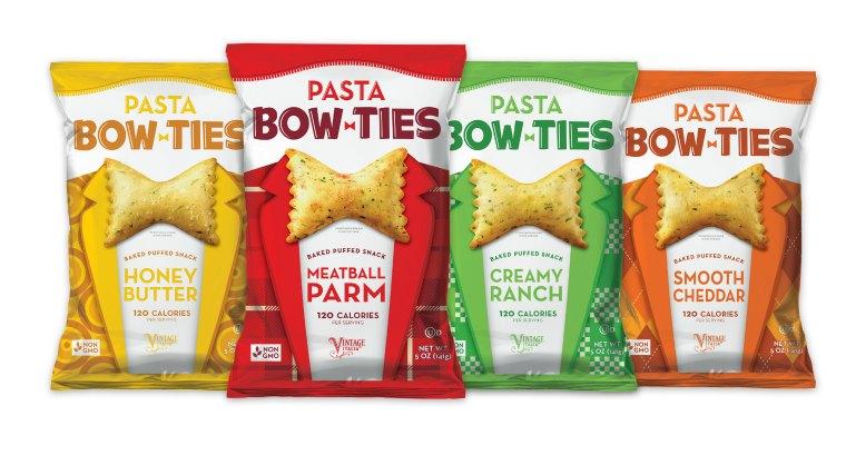 pasta bow ties