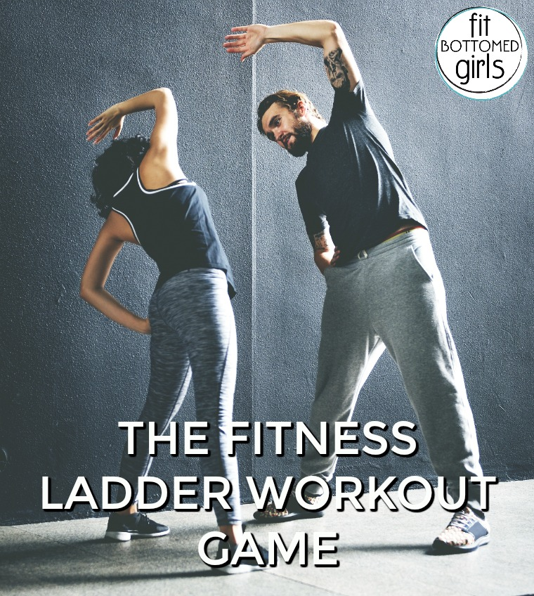 The Fitness Ladder Workout Game