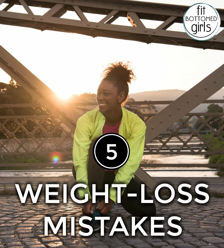 weight-loss mistakes