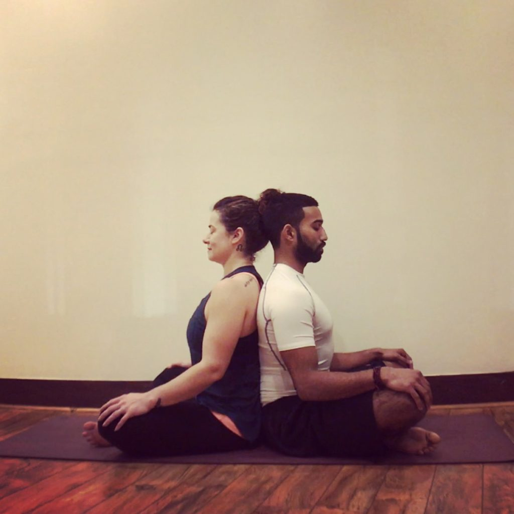 Yoga for Two: 45 Partner Poses - Fit Bottomed Girls