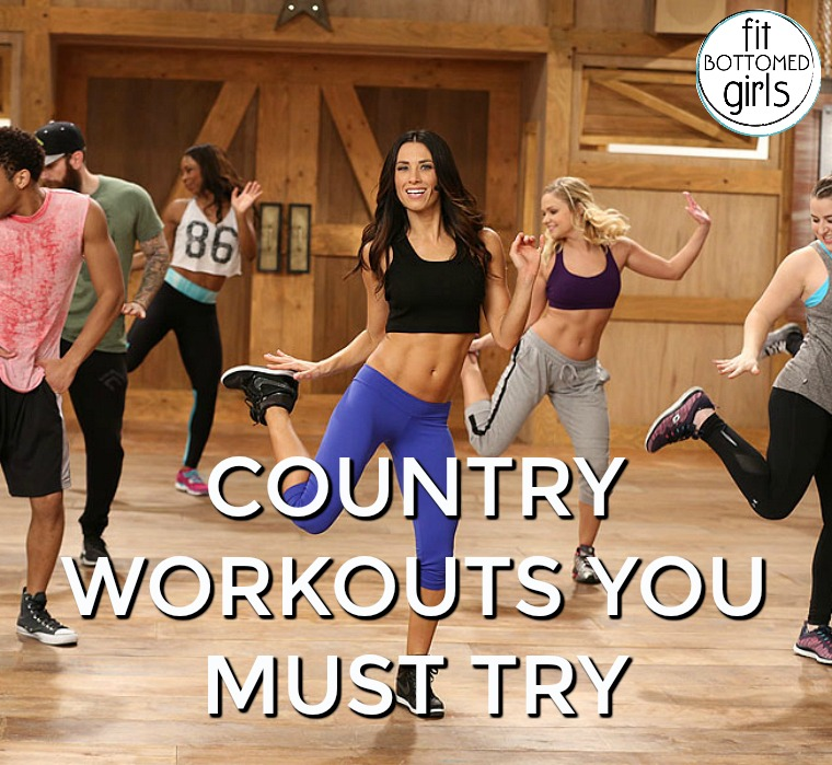Zumba and Beachbody Kick Up New Country Workouts - Fit Bottomed Girls