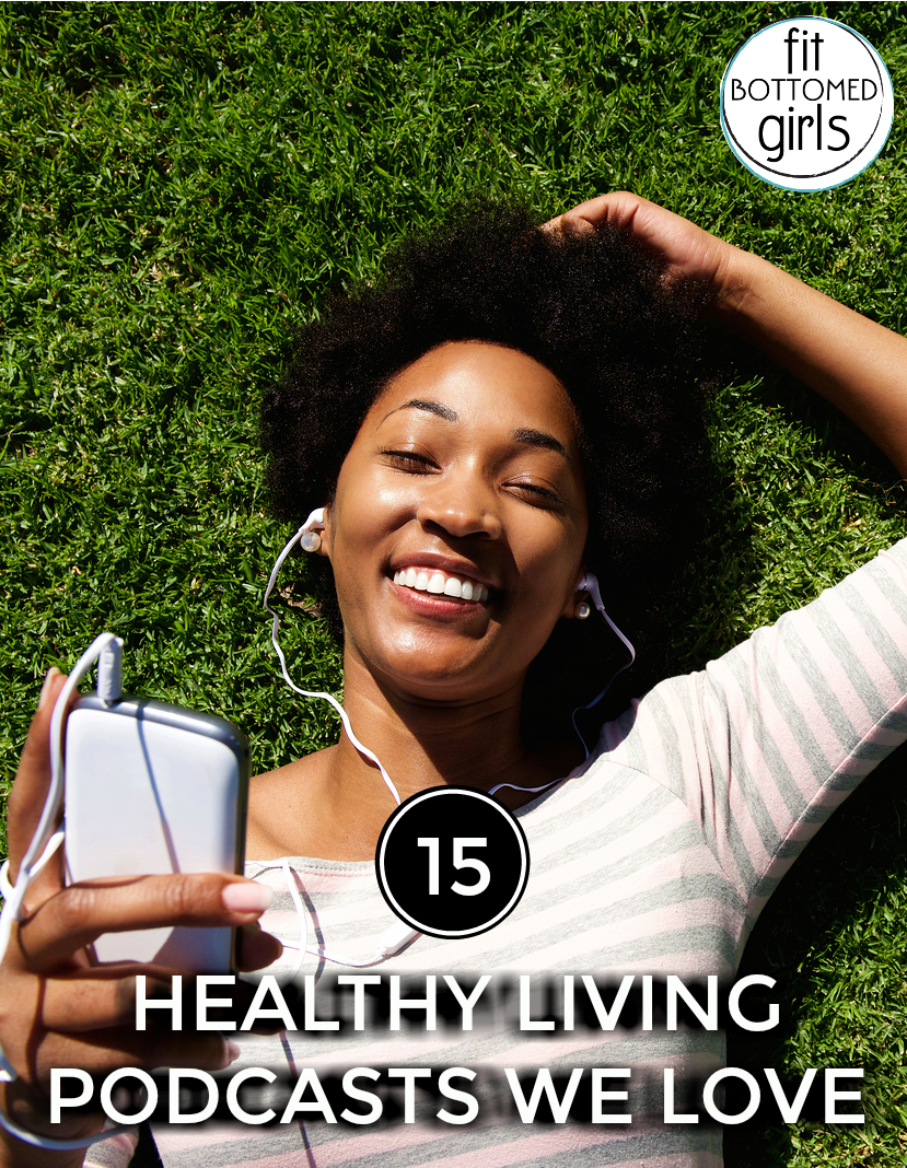 healthy living podcasts