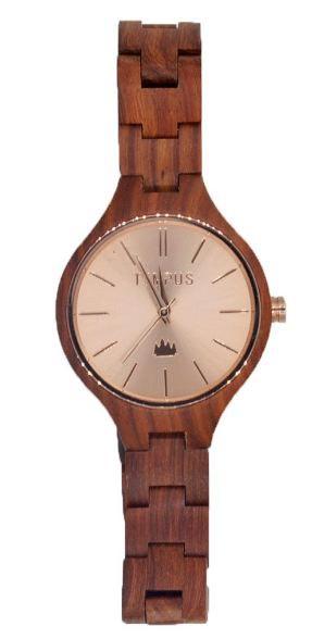 tempus-wood-watch