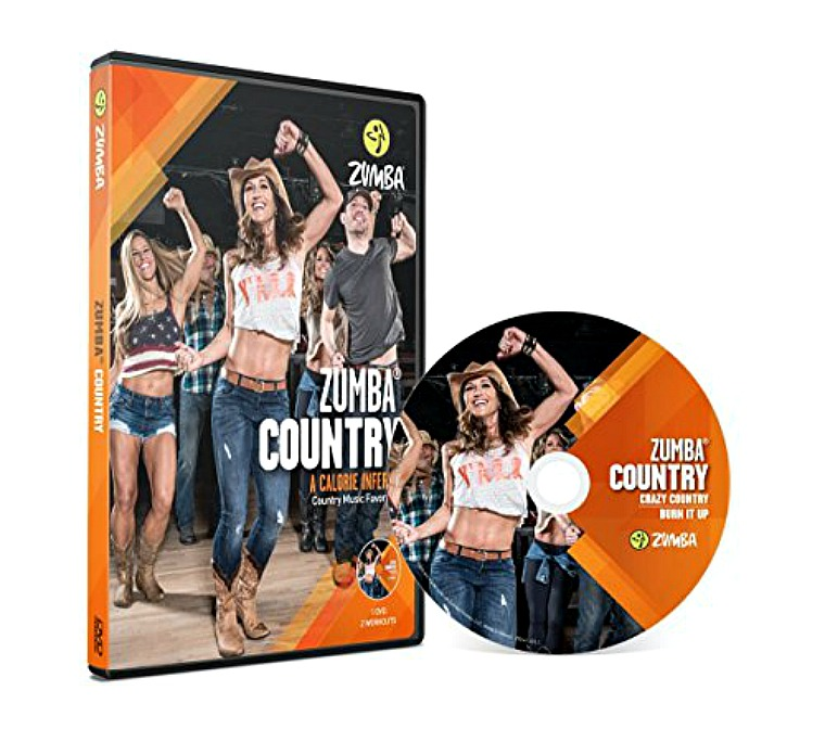 Fitness Dvd For Very Unfit: Zumba And Beachbody Kick Up New Country Workouts