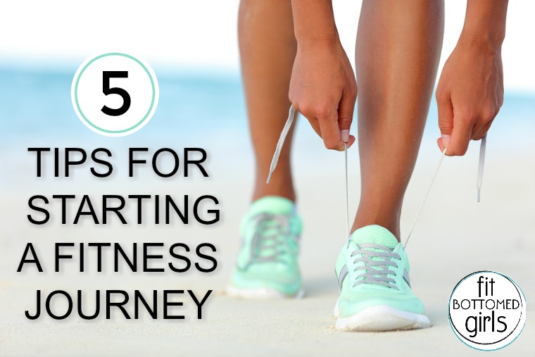 5 tips for starting a fitnesss journey