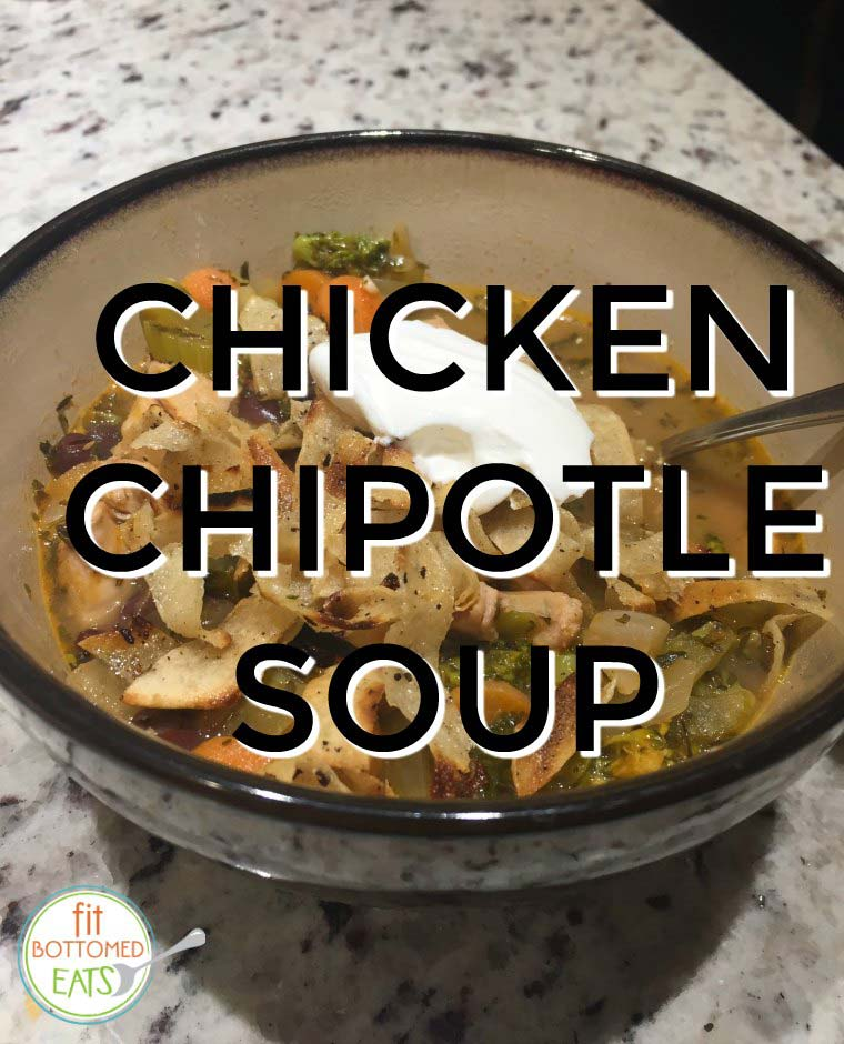 chicken chipotle soup