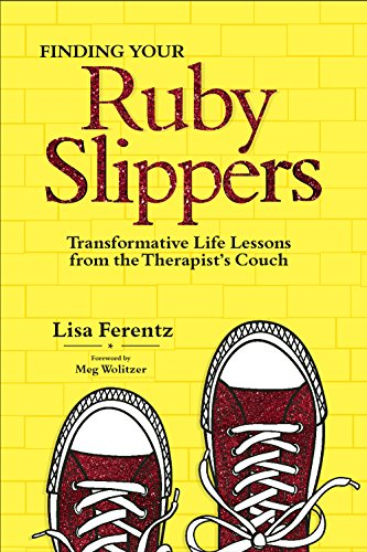 finding your ruby slippers book