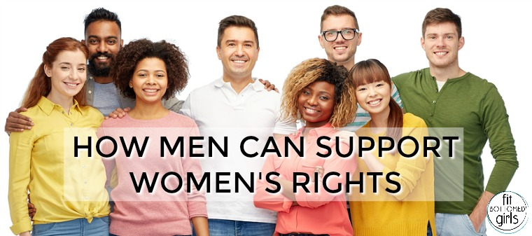 men support womens rights