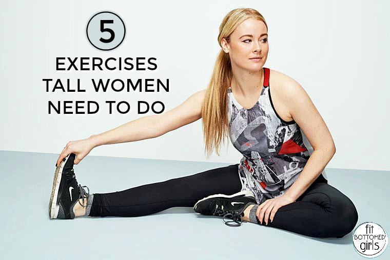 tall women workout