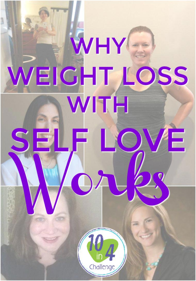 weight loss with self love