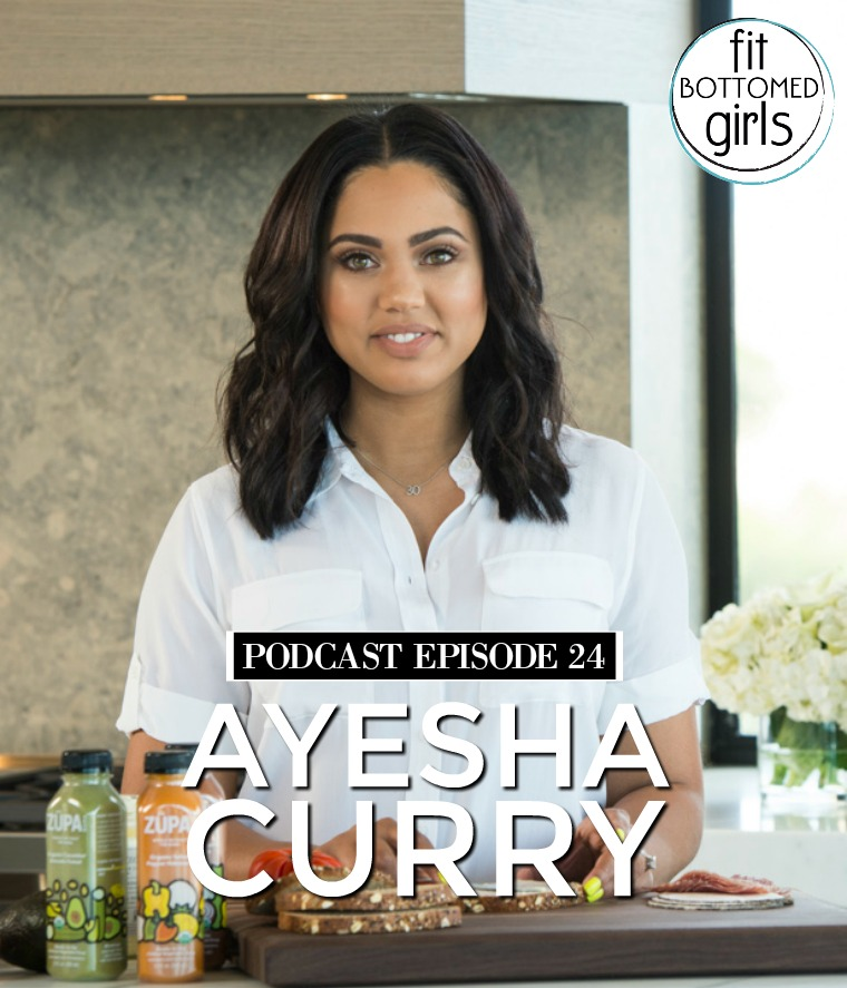 Ayesha curry podcast