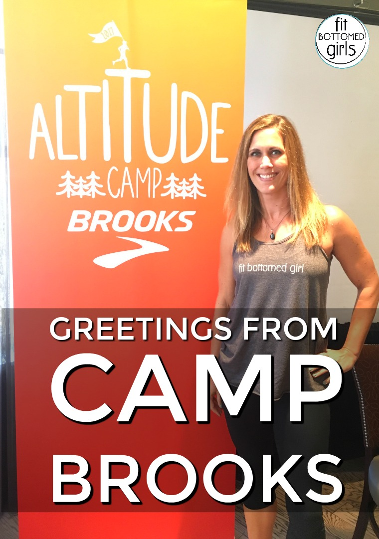 camp brooks altitude training