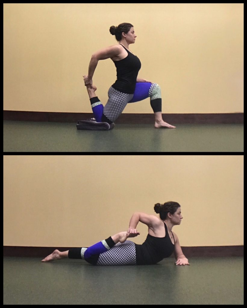 A better way to deal with tight hamstrings fit bottomed for Floor quad stretch