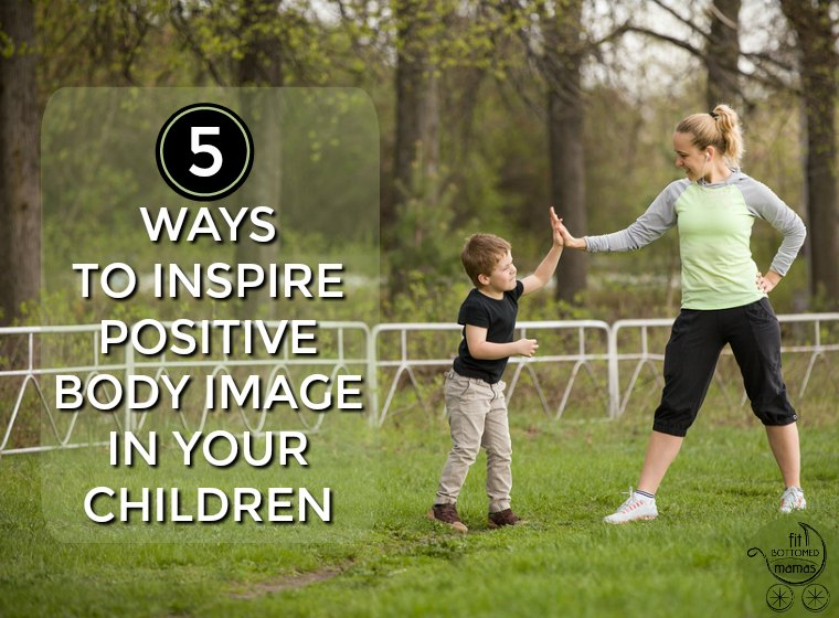 positive body image children