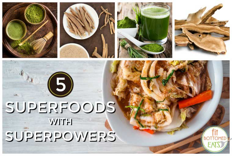 superfoods with superpowers