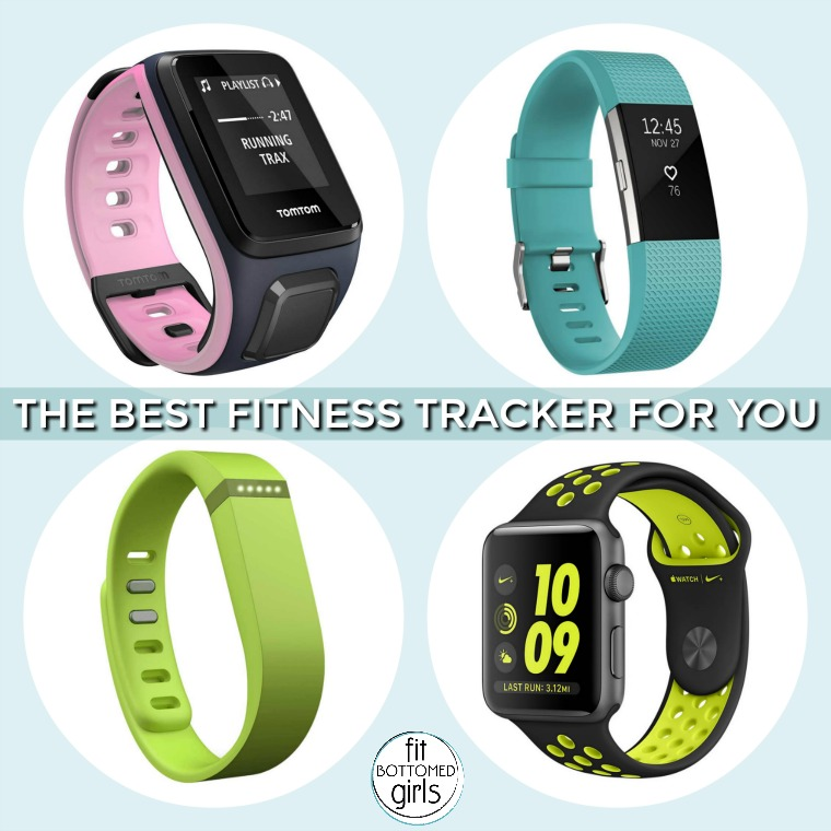 best fitness tracker for you
