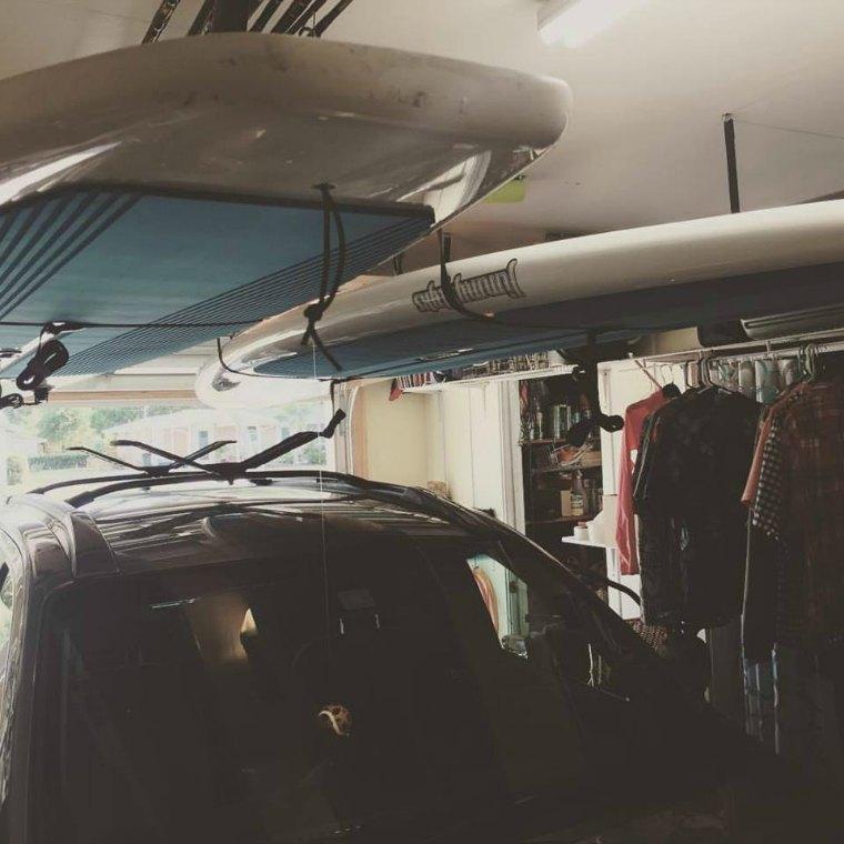 SUP storage