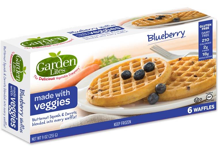 garden lites waffles