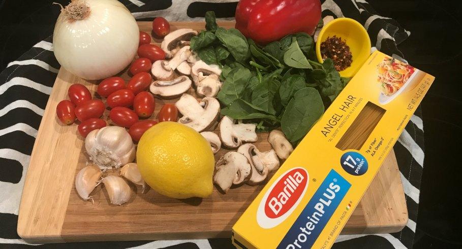 proteinplus pasta recipe