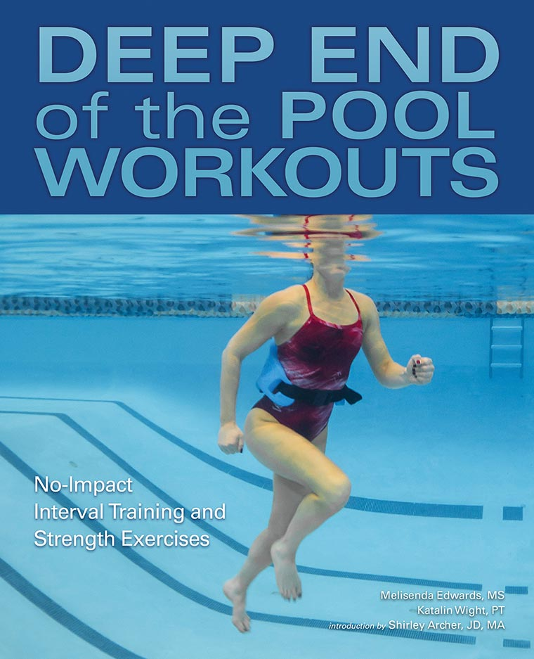 Pool fitness exercises