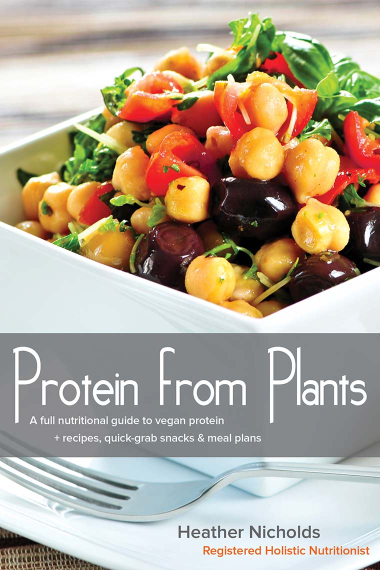 protein from plants book